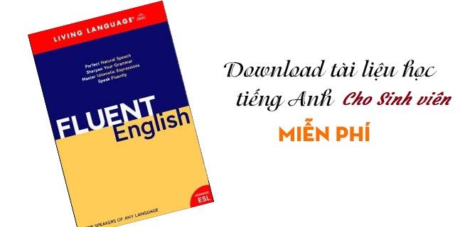 Kho tài liệu giúp bạn Tự học Tiếng Anh - Xóa tan mất gốc